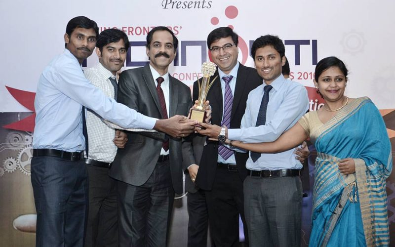Evolvus Solutions wins the award for Most Innovative Payment Technology Product.